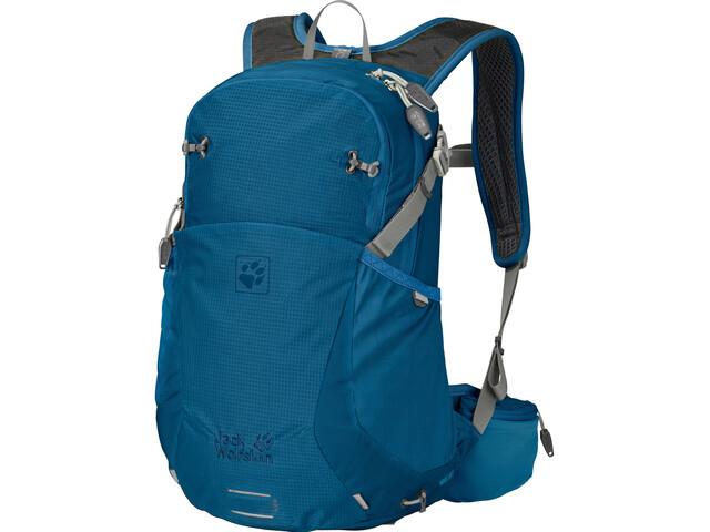 Jack Wolfskin Moab Jam 18 Backpack glacier blue